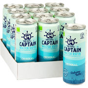 12kpl - The Gutsy Captain Water Kefir Original fermentoitu hedelmäjuoma luomu 330ml