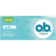 16kpl - o.b. Original Super Plus tamponi