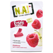 N.A! Fruit Sticks vadelma hedelmäsnack 35g