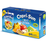 10kpl - Capri-Sun Multi Vitamin pillimehujuoma 200ml