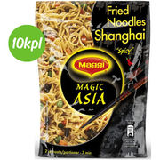 10kpl Maggi Magic Asia 135g Fried Noodles Shanghai