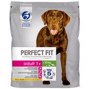 5kpl Perfect Fit Adult sis. kanaa koiranruoka 825g