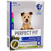 Perfect Fit Dental sticks XS/S purupalat koiralle 84g