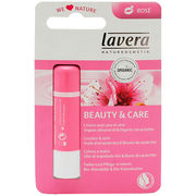 lavera Huulivoide Beauty & Care Rose 4,5g