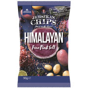 Jersika's Chips with Himalayan salt 90g