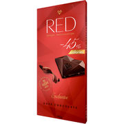 Red Exclusive tumma suklaalevy 40% kaakaota 100g