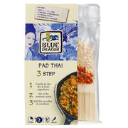Blue Dragon 267g Pad Thai 3-step ateriapakkaus mieto