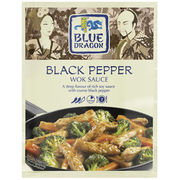 Blue Dragon Black Pepper wok-kastike 120g