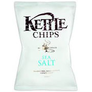 Kettle Chips, Sea Salt 40g