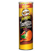 Pringles Tortilla Spicy Chilli 180g
