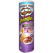 Pringles Spicy BBQ Ribs 190g