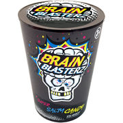 Brain Blasterz Super Salty Candy salmiakki supervoimakas makeinen 48g