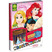 Disney Princess Pop-Up Fruittickles yllätysjoulukalenteri 60g