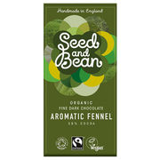 Seed and Bean Aromatic Fennel 58% Suklaa 85g