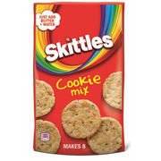 Skittles Cookie Mix for baking cookies 180g