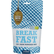 Purasana Breakfast Mix superfoodjauhesekoitus luomu 250g