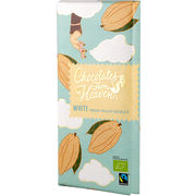 Chocolates From Heaven White valkosuklaalevy luomu 100g