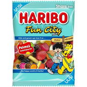 Haribo Fun City Mix makeissekoitus 275g