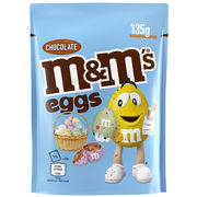 M&M's Eggs 135g suklaa