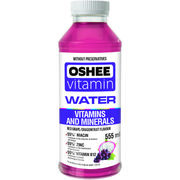 OSHEE Vitamin Water Vitamins & Minerals vitaminoitu juoma 555 ml