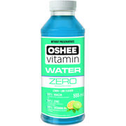OSHEE Vitamin Water Zero sitruuna-lime 555ml