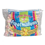 Little Becky Mini Fruitmallows Color 280g