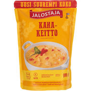 Jalostaja kanakeitto 900ml
