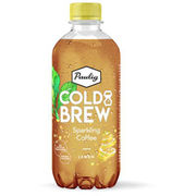 Paulig Cold Brew Sparkling Coffee Lemon kahvivirvoitusjuoma 400ml