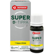 Bioteekin Super D tipat 8ml