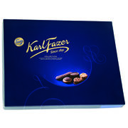 Karl Fazer Collection 550g suklaakonvehdit