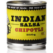 Indian 210g Salsa chipotle