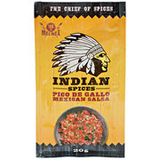 Indian 20g Pico De Gallo mausteseos
