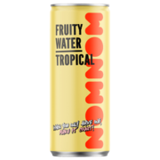 NOMNOM Fruity Water Tropical virvoitusjuoma 250ml