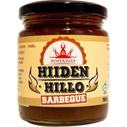 Poppamies Hiidenhillo Barbeque 239g