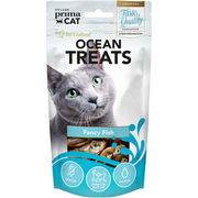 Deluxe PrimaCat Ocean Treats -Fancy fish 20g
