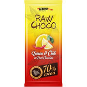 Raw Choco Lemon-Chili 80g
