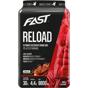 FAST Muscle Series Reload Chocolate palautumisjuomajauhe 960g