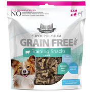 Hau-Hau Champion Training snacks grain free small/medium lammas 100g