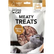 Deluxe PrimaCat Meaty Treats - Rabbit ring 30 g