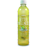 Leader Better Wellness Lemon-Lime virvoitusjuoma 500ml