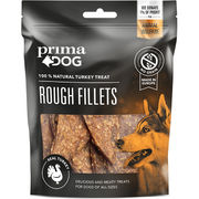 PrimaDog Rough Fillets kalkkunafilee koiranherkku 90g