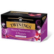 Twinings 20x2g Blackcurrant-Rhubarb