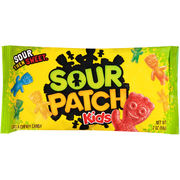 Sour Patch Kids Soft Chewy makeispalat 56g