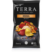 Terra Original Sea Salt kasvislastu 110g