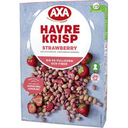 AXA Havre Krisp Strawberry muro 300g