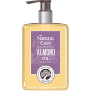 Natural Care 280ml Almond Oil nestesaippua