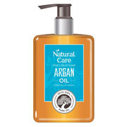 Natural Care 280ml Argan Oil nestesaippua