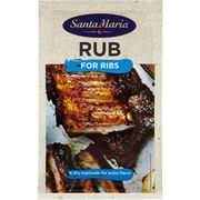 Santa Maria Rub for Ribs kuivamarinadi 30g