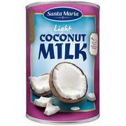 Santa Maria Thai Coconut Milk Light kevyt kookosmaito 400ml