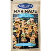 Santa Maria Marinade For Fish Ginger & Lemon grillimarinadi 75g